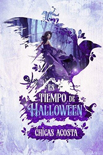 Portada del libro Es tiempo de Halloween