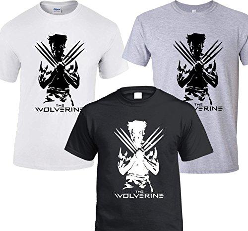 Beastly Wolverine Logan Xmen Marvel Avenger T-Shirt Mens/Womens/Kids WOLVERINE01T