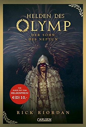 Der Sohn des Neptun (Helden des Olymp, Band 2) (Olympus-rick Riordan)