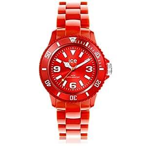 Ice-Watch Unisex-Armbanduhr ice-Solid Rot Analog Quarz SD.RD.U.P.12