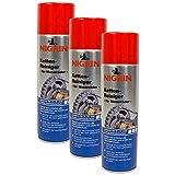 3x NIGRIN 73889 Ketten-Reiniger für Motorräder 500 ml