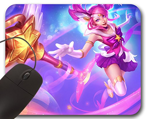 mousepad-lux-star-guardian-skin-tappetino-per-mouse-lol-league-of-legends
