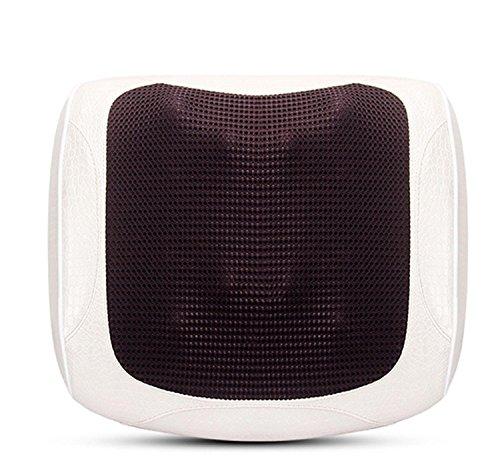 Elektrischer Knetkörper Hals / Taille / Gesäß / Beine / Rückenheizung Kissenmassage Halten Sie die warme Simulation Handmassekissen
