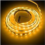 Wasserdichte String Lights USB Powered - Outdoor Strip Light Dekoration für Patio, Rasen, Zelt Camping, Wandern, Weihnachten, Urlaub und Festivals