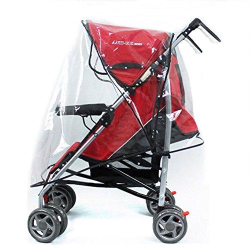velidy Universal Wasserfest Regen Cover Wind Staub Schild für Baby Kinderwagen Kinderwagen