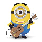 Minions Stuart Interacts With Guitar New Original Voice With Sound Effects New