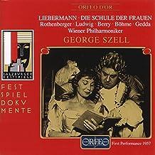 Liebermann: Die Schule der Frauen [Import anglais]