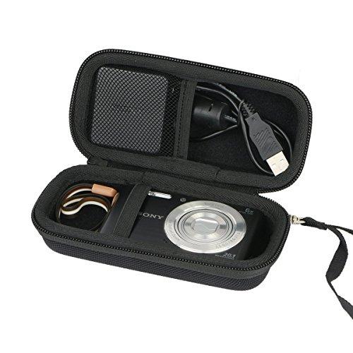 für Sony DSC-W810 Digitalkamera Eva Hart Fall Reise Tragen Tasche von Khanka