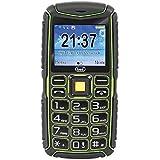 "Trevi Forte 80 2"" Negro, Verde - Teléfono móvil (5,08 cm (2""), 128 x 160 Pixeles, TFT, MicroSD (TransFlash), 32 GB, SIM única)"
