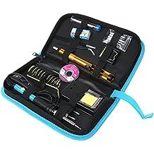 A0127 - Juego de herramientas para soldador eléctrico (220 V, ...