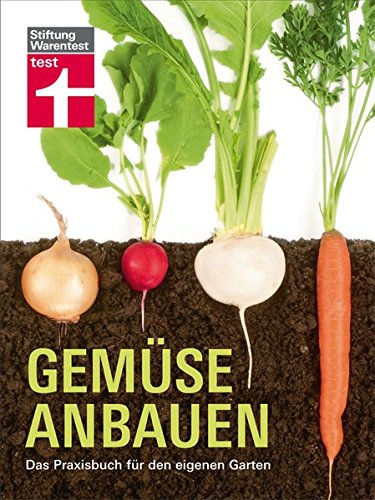 Preisvergleich Produktbild Gemüse anbauen. Das Praxisbuch für den eigenen Garten