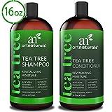 ArtNaturals Tea-Tree-Oil Shampoo and Conditioner Set -