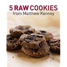 5 Raw Cookies from Matthew Kenney