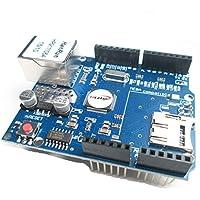 Placa de expansión Ethernet W5100 de HiLetgo W5100 para Arduino UNO MEGA2560