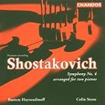 Shostakovich: Symphony No. 4 (Arrange...