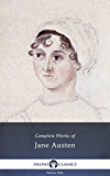 Delphi Complete Works of Jane Austen (Illustrated) (English Edition)