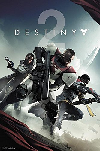 Destiny – Key Art Poster