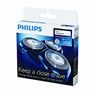 Philips Shaving Heads HQ8/51 DualPrecision 3 Heads