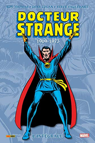 Docteur Strange : L'intégrale T04 (1969-1973) par  Roy Thomas, Steve Englehart, Gene Colan, Barry Windsor-Smith