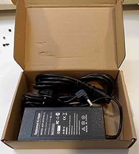"""AC Adaptateur secteur pourAsus X55A X55A-SX174Hchargeur ordinateur portable, adaptateur, alimentation """"Laptop Power (TM)"""" de marque (avec garantie 12 mois et câble d'alimentation européen)"""