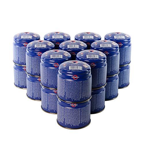 MaXimum 10 - (bis) 36 Butan Propan Gas Kartuschen 190g Gas Camping mit Sicherheitsventil (10)