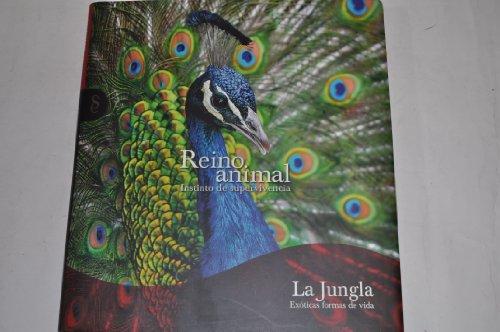 Descargar Libro Los animales: La jungla: exóticas formas de vida: Vol.7 de RUBÉN RUEDA LÓPEZ (DIR.)