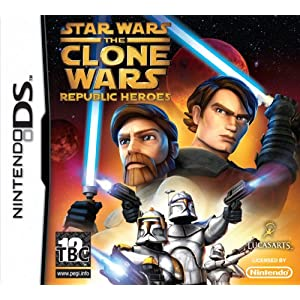 Star Wars: The Clone Wars – Republic Heroes [UK Import]