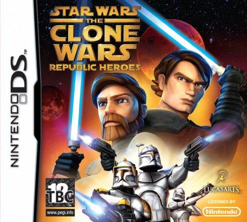 Star Wars: The Clone Wars - Republic Heroes (Nintendo DS) [Importación inglesa]