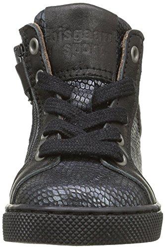 Bisgaard Unisex Baby 21801216 Lauflernschuhe Noir (212 Snake black) xT1krI