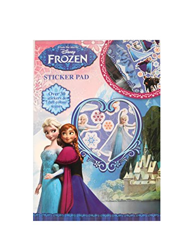 Anker-Disney-Frozen-Sticker-Pad
