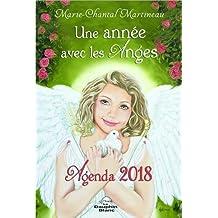 Une année avec les Anges - Agenda 2018