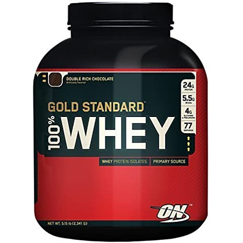 Optimum Nutrition 100% Whey Protein Shake, (18) 8.5oz Shakes 20g Protein by Designer Warehouse
