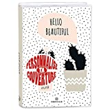 OBERTHUR - 1 Agenda Journalier Personnalisable Hello Beautiful - Sept 2018 à Sept 2019-12 x 17 cm