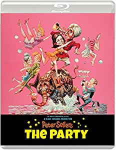 The Party (1968) (Eureka Classics) Blu-ray