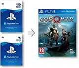 PSN Wallet top-up for God of War 4 | PS4 Download Code - UK...