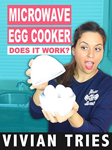 Review: Microwave Egg Cooker - Does it work? [OV] Nordic Ware Egg
