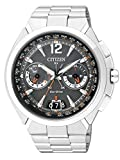 Citizen Herren-Armbanduhr XL Analog Quarz Edelstahl CC1090-52E