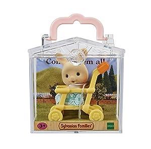 SYLVANIAN FAMILIES- Baby Carry Case Mini muñecas y Accesorios, Multicolor (Epoch para Imaginar 5200)