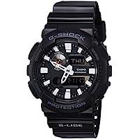 Casio G-Shock Analog-Digital Black Dial Men's Watch - GAX-100B-1ADR (G677)