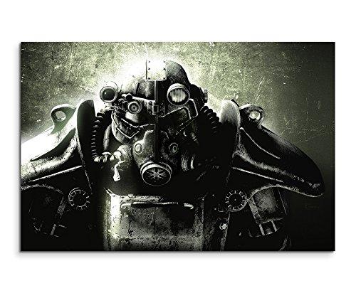 fallout bilder Fallout 5 Game Wandbild 120x80cm XXL Bilder und Kunstdrucke auf Leinwand
