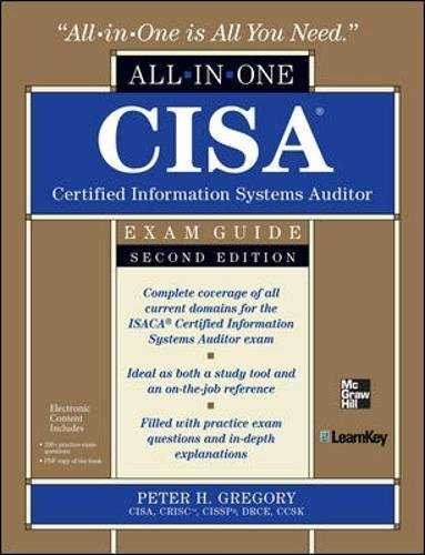 CISA Certified Information Systems Auditor All-in-One Exam Guide, 2nd Edition por Peter H. Gregory