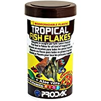 PRODAC TROPICAL FISH FLAKES ESCAMAS PARA PECES TROPICALES 250ML 50gr
