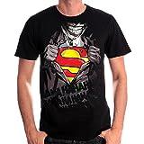 Tshirt Superman DC Comics - Joker Vs Superman