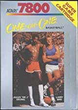 One-on-One Basketball - Atari 7800 Game