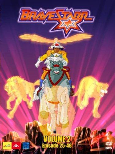 Bravestarr - Volume 2, Episode 25-48 (4 DVDs)