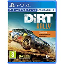 DiRT Rally - [PlayStation VR ready] -PlayStation 4