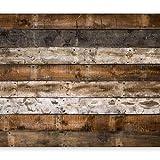 murando - Fototapete 300x210 cm - Vlies Tapete - Moderne Wanddeko - Design Tapete - Wandtapete - Wand Dekoration - Holz Bretter Holzoptik f-B-0125-a-a