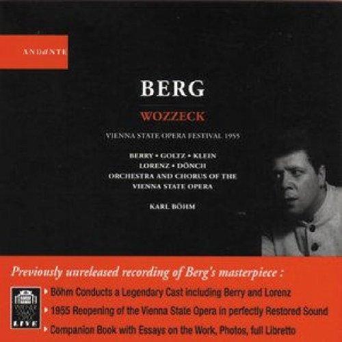 Berg - Wozzeck - Livret 176 pages (Coll. Andante)