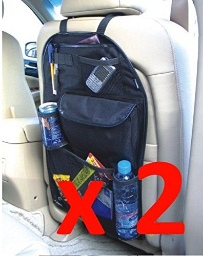 2-x-kabalo-universal-back-seat-car-organiser-with-drinks-umbrella-holder-and-7-separate-velcro-seale
