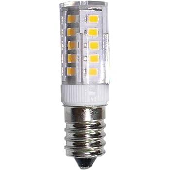 Gazechimp 5W E14 220V Bombilla LED de Lámpara Forma de Maíz Bulbo de Iluminación Blanco/Blanco Caliente - Blanco 6000k